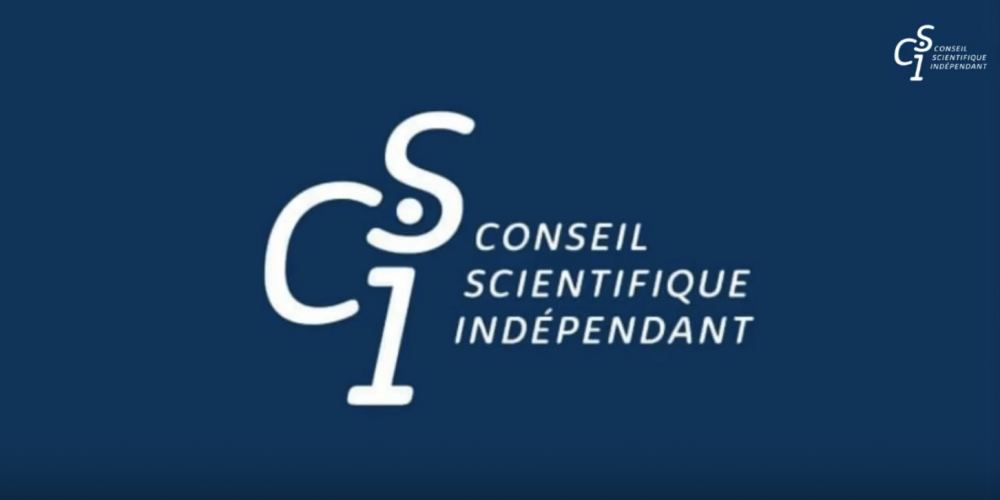 Réunion publique du Conseil Scientifique Indépendant (France) du 8 avril 2021