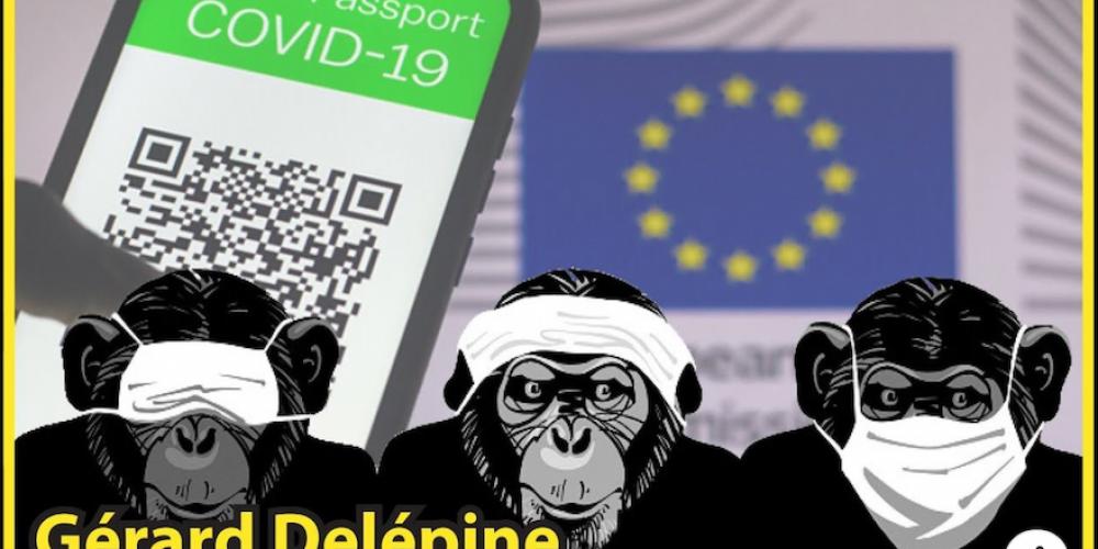 Dr Gérard Delépine :  «Alerte sur les vaccins et le pass vaccinal» (conférence en ligne)