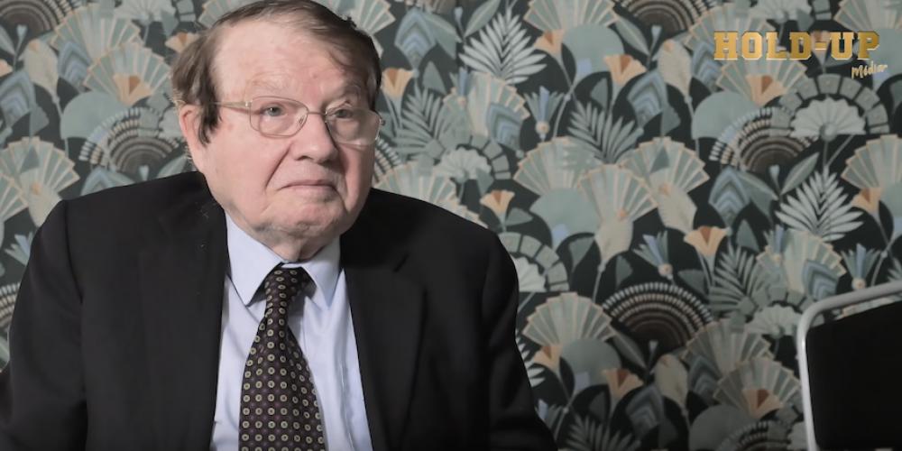 «C'est très simple : les variants viennent des vaccinations » affirme le Pr Luc Montagnier