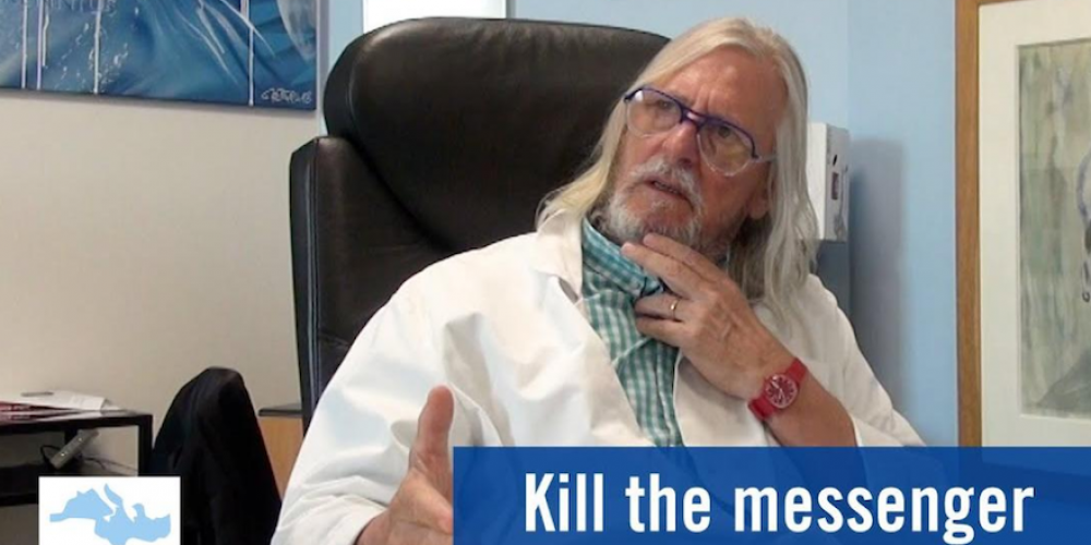 Le Pr Raoult: «on veut tuer le messager»