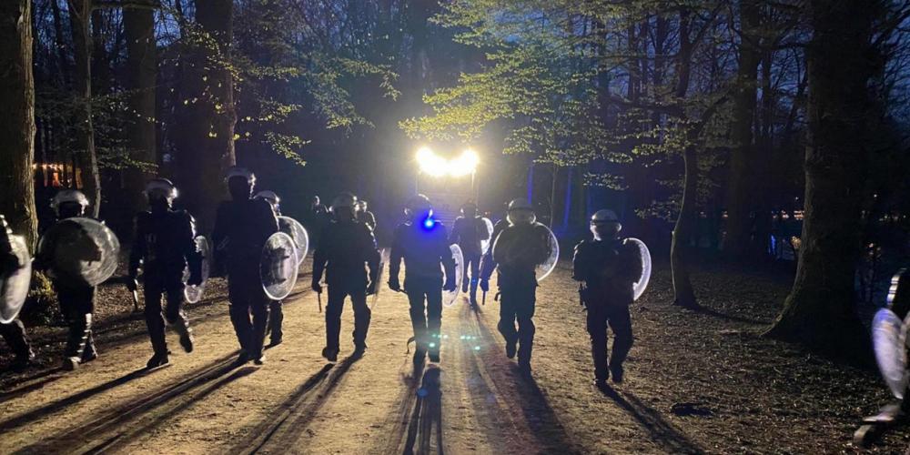 Rosenzweig : chronique de la violence policière ordinaire à Bruxelles