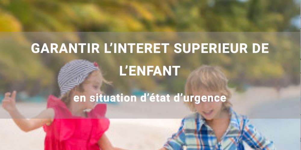 France: pétition pour les droits de l'enfant