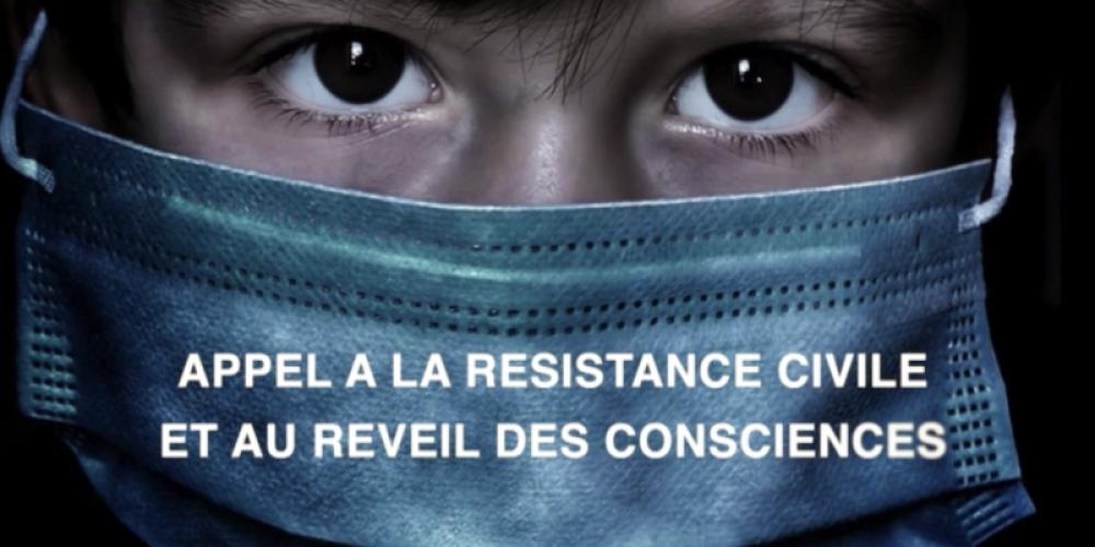 France : appel à la résistance civile