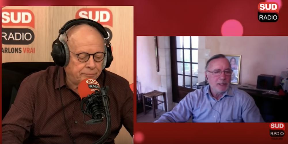 Dr Maudrux – «Certains interviennent sur l'OMS pour qu'on ne parle pas des traitements !»