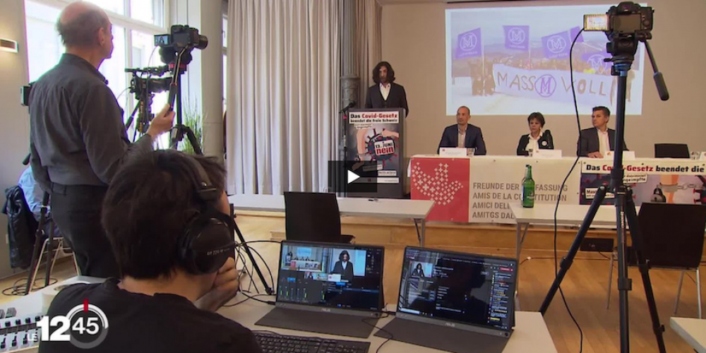 Suisse : les opposants à la loi Covid-19 dénoncent un texte liberticide