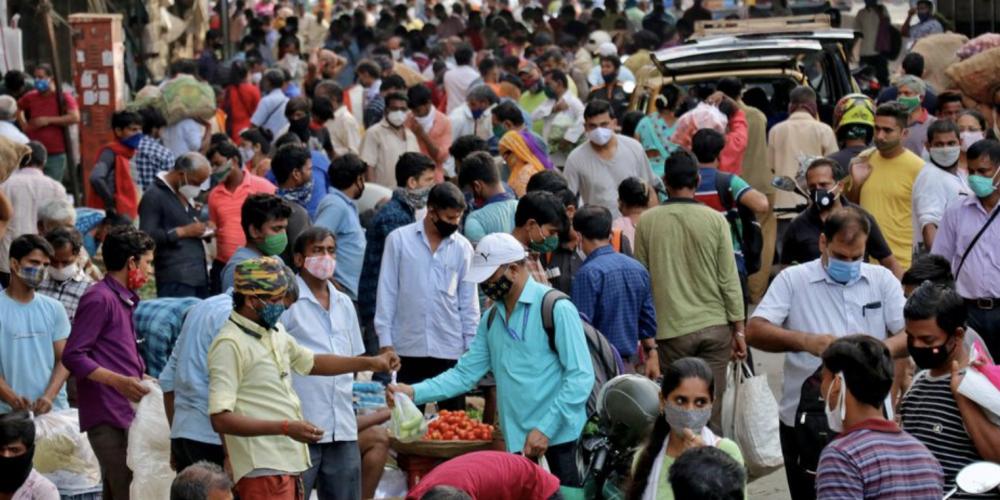 Rapporté à la population, la France enregistre deux fois plus de morts du COVID 19 que l'Inde