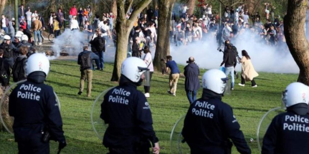 Violences policières contre les jeunes en Belgique : «La Boum 2 : est-ce ça le monde dans lequel nous élevons nos enfants ?»