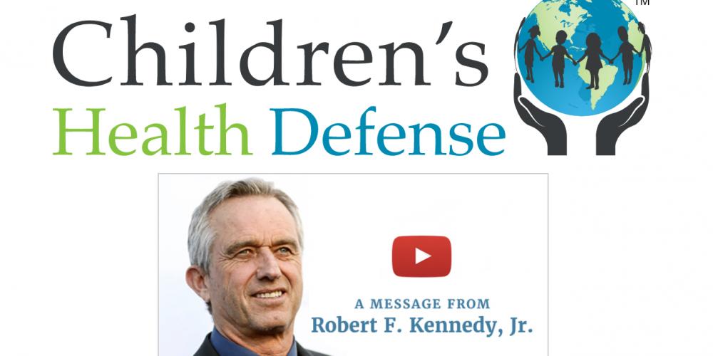 Children Health Defense /The Defender et Robert F. Kennedy