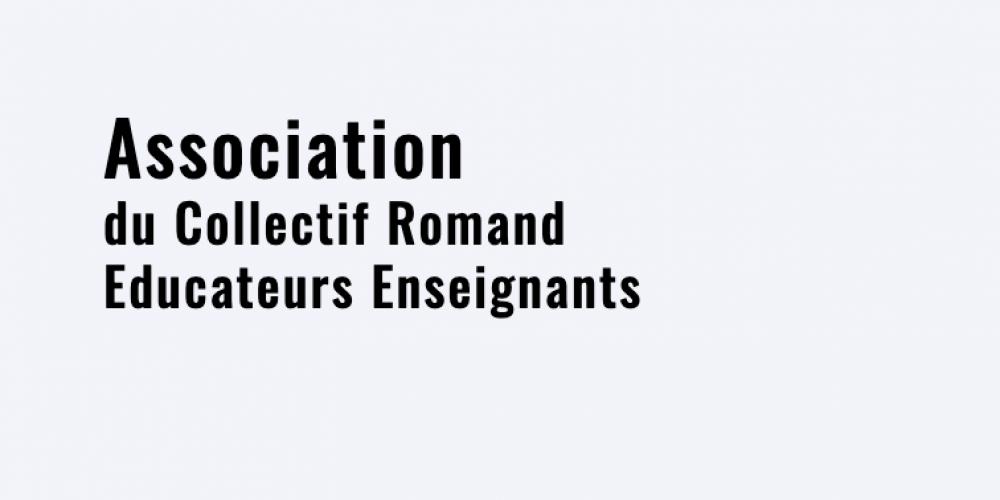 Association du collectif romand Éducateurs Enseignants
