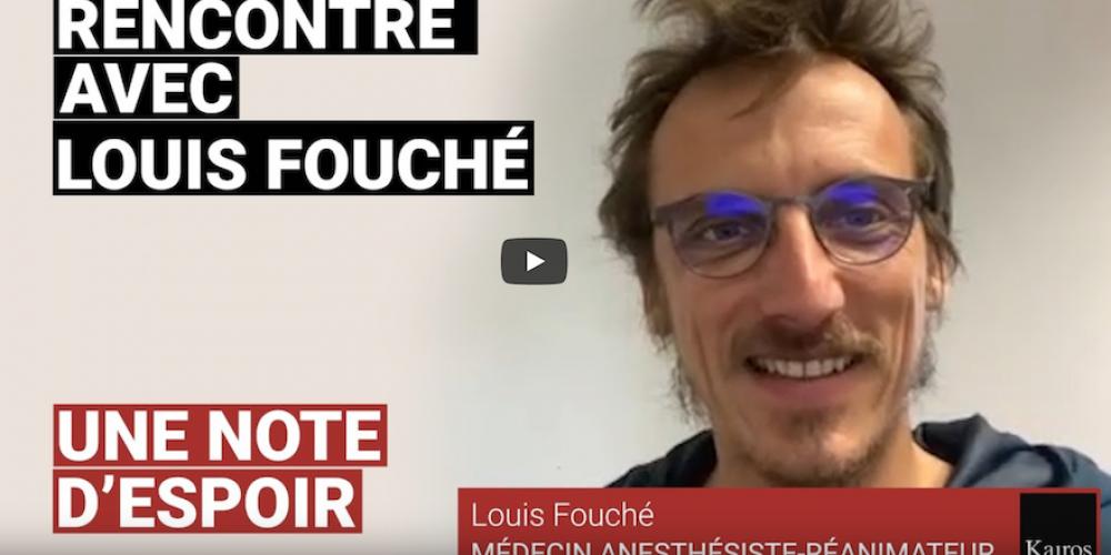 Louis Fouché, un guide, un héraut ? «La crise comme opportunité»