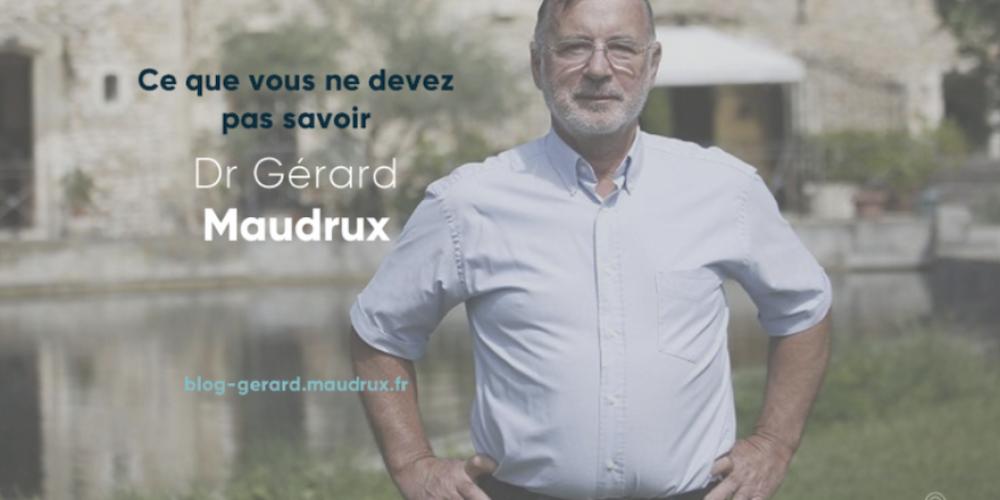 Ivermectine : un résultat indiscutable selon le Dr Gérard Maudrux