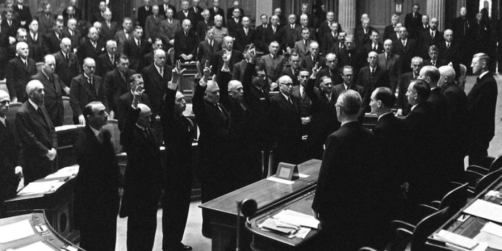Conseil fédéral : la tentation des pleins pouvoirs ?