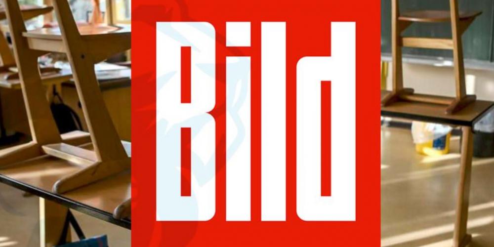 Le journal populaire allemand Bild demande pardon aux enfants