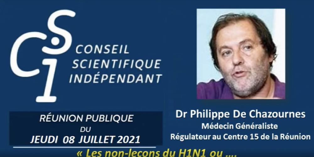 H1N1 et Covid: «mêmes acteurs, mêmes problèmes»