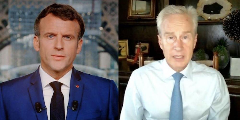 Le Pr McCullough démonte les propos de Macron