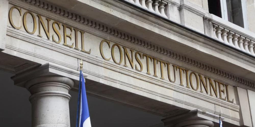 France: pression citoyenne sur le Conseil constitutionnel