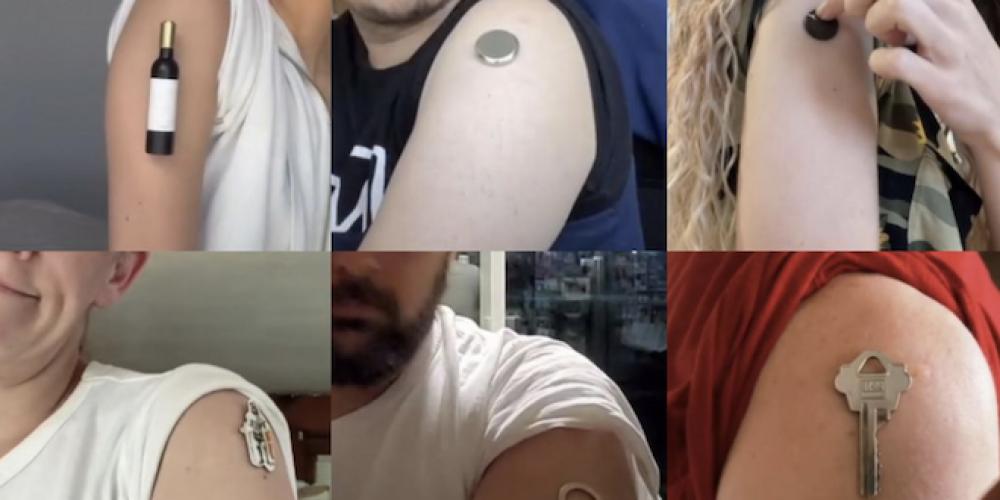 Électromagnétisme des vaccinés: et si c'était vrai…