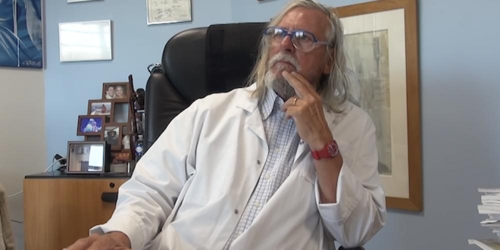 Pr Raoult: le vaccin n'arrête pas le variant Delta