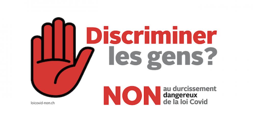 Referendum contre la loi Covid 2: campagne lancée en Suisse