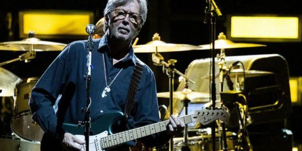 Eric Clapton chante: «Faut que ça cesse!»